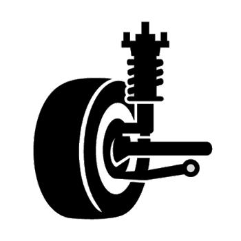 Mini chassis onderdelen