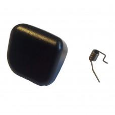 Switch lever release, repair kit, Volvo 850, 940, 960, C70, S40, S70, S90, V40, V70, V90