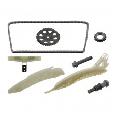 Timing chain kit, OE-Quality, Mini R55, R56, R57, Petrol, part.nr. 11318618317 11317546697 11317568241, 11217588996 11367547955 11317534833 11317607551