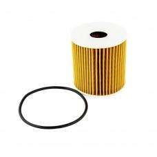 Oil filter insert, original, Volvo C70, S40, V40, S60, S70, S80, XC70, XC90, part nr. 1275810