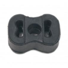 Rubber mount, silencer, Volvo 66, 740, 760, part nr. 1329646