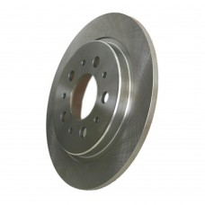 Brake disc, rear, Volvo 760, 960 with multilink rear axle, part nr. 1359290