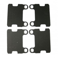 Brake pad shims, Volvo 240, 260, 740, 760, 850, C70, S70, V70, part nr. 1359772
