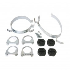 Complete exhaust suspension kit, Volvo 740, 940