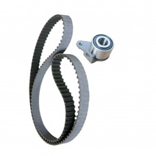 Set tensioner pulley and timing belt, Volvo 240, 230, 360, 740, 760, 940, part nr. 271713, 463633