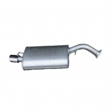 End silencer, exhaust, Volvo S40, V40, 1997-2004, part nr. 30613770