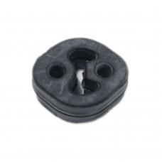 Rubber mount, silencer, Volvo C30, C70, S40, S60, S80, V40, V50, V60, V70, XC60, XC70, XC90, part nr. 30657359