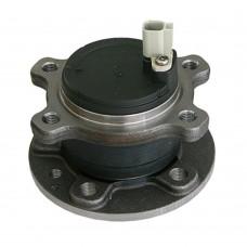 Wheel hub set, rear, Volvo S60, S80, V60, V70, XC70, part.nr. 30666614, 31262040, 31277808, 31277811, 31329968
