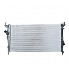 Radiator, Volvo C30, C70, S40, V50, part.nr. 30741094