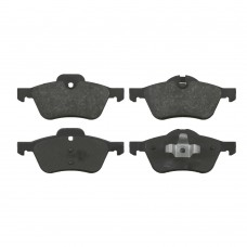 Brake pad set, front, OE-Quality, applicable for Mini R50, R52, R53 part nr 34116770332, 34111503076, 34116761287, 34116765446