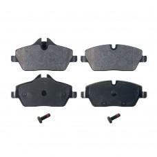 Brake pad set, front, OE-Quality, Mini R55, R56, R57, R58, R59, part nr.  34116772892