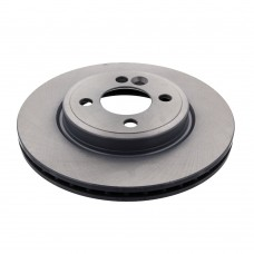 Brake disc, front, OE-Quality, Mini R50, R52, R53, part nr. 34116774984