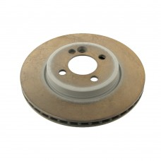 Brake disc, front, 280mm, OE-Quality, Mini R55, R56, R57, R58. R59, part nr. 34116858651, 34116774985