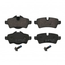 Brake pad set, rear, OE-Quality, Mini 55, R56, R57, R58, R59, part nr 34216778327, 34216772894