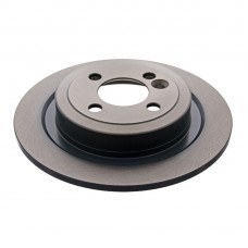 Brake disc, rear, OE-Quality, Mini R55, R56, R57, R58, R59, JCW, part nr. 34216784389