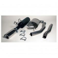 BSR SportFlow sport exhasut system, Volvo 850, C70, S70, V70, Turbo, part.nr. 8631007, 9135407, 31372155