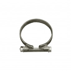 Exhaust clamp, High Quality, 43-45 mm