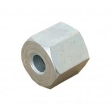 Brake line nippel, 5 mm line, M10 inner thread