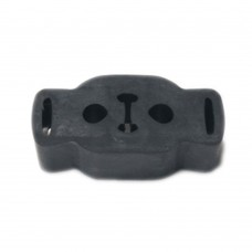 Rubber mount, silencer, Volvo S60, S80, V70, XC70, XC90, part nr. 31257587, 8666255