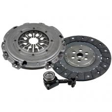 Clutch kit, OE-Quality, Volvo C30, S40, S80, V50, V70, part.nr. 30711063, 31256717, 31259847