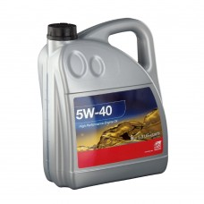 Engine oil, 5W-40, OE-Quality, 5L container.