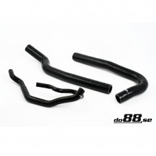 do88 Coolant hose set, Volvo 740, 940, T5 whiteblock swap