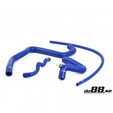 do88 Coolant hose set, Volvo S40, V40 Turbo, part.nr. 30822040, 30851917, 30822244,30630246, 30822246