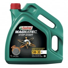 Castrol Magnatec 5W30 engine oil, 5 Liter